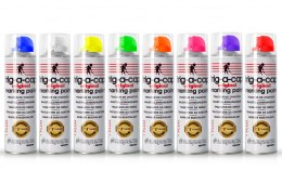 Marking paint Ampere 12 pieces mix