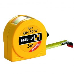 STABILA Roll-up tape BM30W 3m/16mm