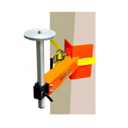 Column holder for column/column mounting